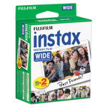 Fujifilm Instax Wide Film Twin Pack, 800 ASA, 20-Exposure Roll Product Image