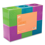 Perk Ultra Soft Standard Facial Tissue, 2-Ply, 7.9 x 8.6, White, 95 Sheets/Box, 6 Boxes/Pack Product Image