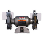 JPW Industries JBG-8W Bench Grinder w/Wire Wheel, 8 in Wheels, 1 hp, Single Phase, 3450 rpm Product Image