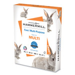 Hammermill Fore Multipurpose Print Paper, 96 Bright, 24 lb, 8.5 x 11, White, 500 Sheets/Ream Product Image