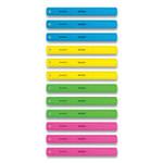 "Westcott Non-Shatter Flexible Ruler, Standard/Metric, 12"" (30 cm) Long, Assorted Colors, Plastic, 12/Box Product Image"