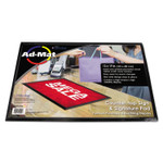 Artistic AdMat Counter-Top Sign Holder and Signature Pad, 13 x 19, Black Base Product Image