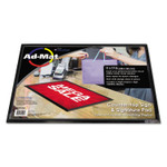 Artistic AdMat Counter-Top Sign Holder and Signature Pad, 11 x 17, Black Base Product Image