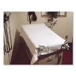 TIDI Disposable Tissue/Poly Drape Sheets, 40 x 72, White, 50/Carton Product Image