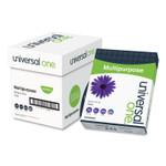 Universal Multipurpose Paper, 98 Bright, 20 lb, 8.5 x 11, Bright White, 500 Sheets/Ream, 5 Reams/Carton Product Image