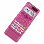 Casio FX-300ES Plus 2nd Edition Scientific Calculator, 16-Digit LCD, Pink Product Image
