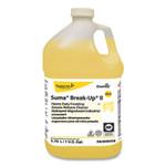 Diversey Suma Break-Up II D3.5 Heavy-Duty Foaming Grease-Release Cleaner, 128 oz Bottle, 4/Carton Product Image