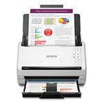 Epson DS-770 II Color Duplex Document Scanner, 600 dpi Optical Resolution, 100-Sheet Duplex Auto Document Feeder Product Image