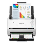 Epson DS-575W II Wireless Color Duplex Document Scanner, 600 dpi Optical Resolution, 50-Sheet Duplex Auto Document Feeder Product Image