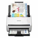 Epson DS-530 II Color Duplex Document Scanner, 600 dpi Optical Resolution, 50-Sheet Duplex Auto Document Feeder Product Image