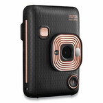 Fujifilm Instax Mini LiPlay Instant Camera, Elegant Black Product Image