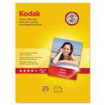 Kodak Premium Photo Paper, 8.5 mil, 8.5 x 11, Glossy White, 25/Pack Product Image