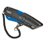 LabelMaster Easy Cut Utility Knife, Blue Product Image