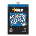 ALTERRA Coffee Freshpack Pods, French Roast, Dark Roast, 0.32 oz, 100/Carton Product Image
