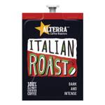 ALTERRA Coffee Freshpack Pods, Italian Roast, Dark Roast, 0.23 oz, 100/Carton Product Image