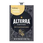 ALTERRA Coffee Freshpack Pods, French Vanilla, Medium Roast, 0.23 oz, 100/Carton Product Image