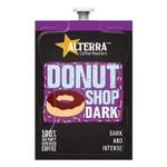 ALTERRA Coffee Freshpack Pods, Donut Shop Dark, Dark Roast, 0.28 oz, 100/Carton Product Image
