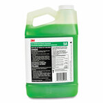 3M HB Quat Disinfectant Cleaner Concentrate, 5A for the Flow Control System, 64 oz Bottle, 4/Carton Product Image