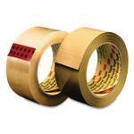 "Scotch Box Sealing Tape 375, 3"" Core, 2.83"" x 55 yds, Clear Product Image"
