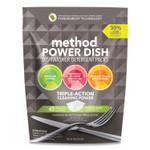 Method Power Dish Detergent Tabs, Lemon Mint, 45 Tabs/Pack Product Image