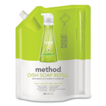 Method Dish Soap Refill, Lime and Sea Salt, 36 oz Pouch Product Image
