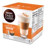 NESCAF Dolce Gusto Capsules, Caramel Latte, 16/Box Product Image