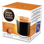 NESCAF Dolce Gusto Capsules, Intenso, 16/Box Product Image