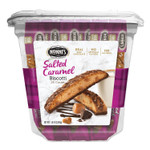 Nonni's Biscotti, Salted Caramel, 0.85 oz Individually Wrapped, 25/Pack Product Image