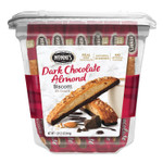 Nonni's Biscotti, Dark Chocolate Almond, 0.85 oz Individually Wrapped, 25/Pack Product Image
