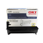 Oki 44318501 Drum Unit, 20,000 Page-Yield, Yellow Product Image