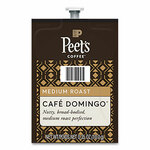 Peet's Coffee & Tea FLAVIA Ground Coffee Freshpacks, Caf Domingo Blend, 0.35 oz Freshpack, 76/Carton Product Image