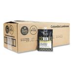 Peet's Coffee & Tea FLAVIA Ground Coffee Freshpacks, Colombia Luminosa, 0.34 oz Freshpack, 76/Carton Product Image