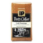Peet's Coffee & Tea Bulk Coffee, Caf Domingo Blend, Ground, 1 lb Bag Product Image