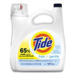 Tide Free and Gentle Liquid Laundry Detergent, 107 Loads, 154 oz Pump Bottle Product Image