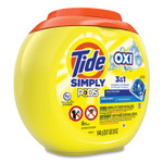 Tide Simply PODS Plus Oxi Laundry Detergent, Fresh Scent, 96/Tub Product Image