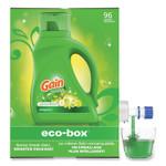 Gain Liquid Laundry Detergent, Original Scent, 105 oz Bag-in-Box Product Image