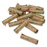 Iconex Preformed Tubular Coin Wrappers, Dimes, $5, 1000 Wrappers/Carton Product Image
