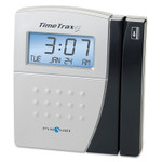 Pyramid Technologies Time Trax EZ Ethernet Time and Attendance System, 5-7/10 x 5 x 2 Product Image