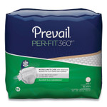 """Prevail Per-Fit360 Degree Briefs, Maximum Plus Absorbency, Size 3, 58"""" to 70"""" Waist, 60/Carton Product Image"""