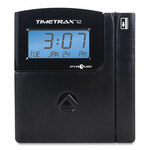 Pyramid Technologies TimeTrax EZ Swipe Time Clock System, Black Product Image
