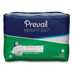 """Prevail Per-Fit360 Degree Briefs, Maximum Plus Absorbency, Size 2, 45"""" to 62"""" Waist, 72/Carton Product Image"""