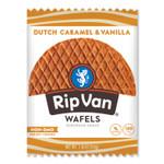 Rip Van Wafels - Single Serve, Dutch Caramel and Vanilla, 1.16 oz Pack, 12/Box Product Image