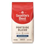 Seattle's Best Port Side Blend Ground Coffee, Medium Roast, 12 oz Bag Product Image