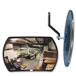 See All 160 degree Convex Security Mirror, 18w x 12h Product Image
