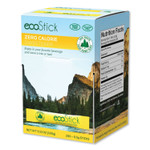 ecoStick Yellow Sucralose Sweetener Packets, 0.5 g Packet, 200 Packets/Box Product Image