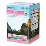 ecoStick Pink Saccharin Sweetener Packets, 0.5 g Packet, 200 Packets/Box Product Image