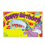 TREND Recognition Awards, Happy Birthday!, 8.5w x 5.5h, 30/Pack Product Image