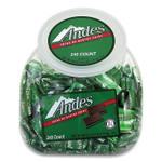 Andes Creme de Menthe Chocolate Mint Thins, 240 Piece Tub Product Image