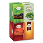 TWININGS Tea K-Cups, Assorted, 0.11 oz K-Cups, 24/Box, 4 Boxes/Carton Product Image