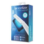 Tzumi ionUV Mini Sanitizer Wand, White Product Image